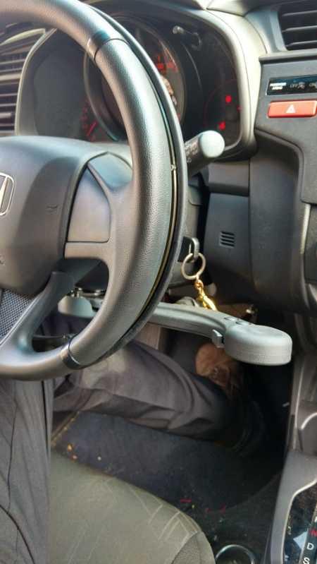 Colocar Freio Manual para Carros Jaú - Freio Manual para Veículos de Pcd