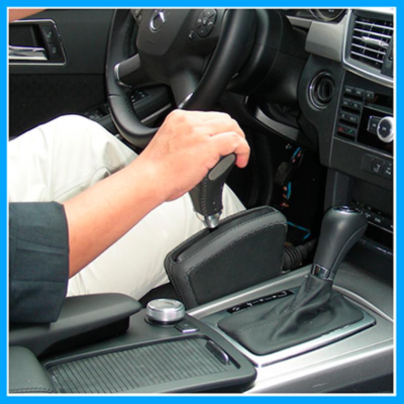 Comprar Freio Manual ao Solo Bauru - Freio Manual para Veículos de Pcd
