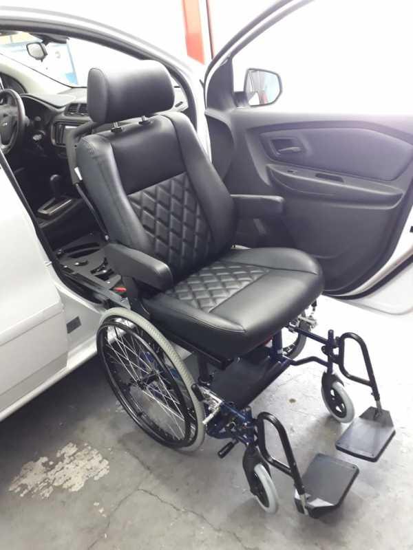 Empresa Que Faz Adaptação de Veicular para Deficientes Físicos São Carlos - Adaptação Veicular para Deficientes