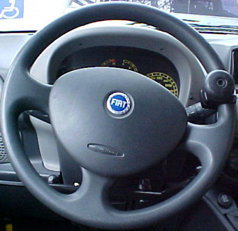 Pomo Esférico para Volante Mogi Mirim - Pomo Giratório para Carros