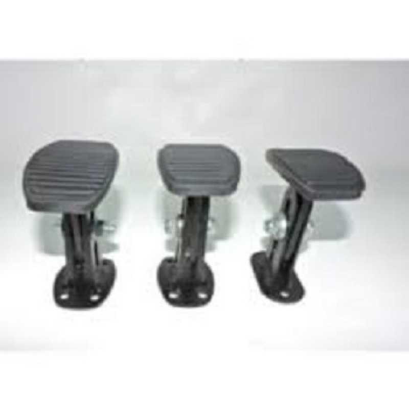 Prolongador de Pedal para Carros Araras - Prolongador de Pedal para Deficientes