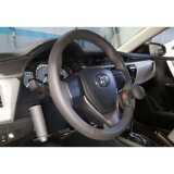 acelerador a esquerda para carro orçar Botucatu