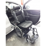 adaptação de veicular para deficientes físicos