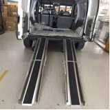 adaptações para carros de deficientes valor Bauru
