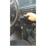 freio manual e eletrônico