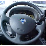 pomo esférico para volante Araras