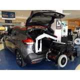 preço de adaptação carros deficientes físicos Americana